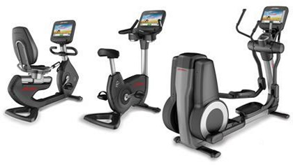 Life Fitness Cardio Equipment