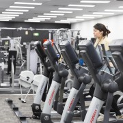 Life Fitness Cross Trainers